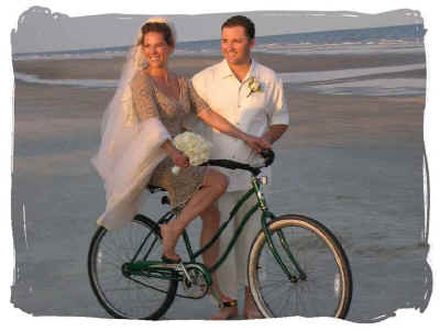 Beach Wedding Vows on Hilton Head Beach Weddings  Wedding Officiant Gail Felton   Florida